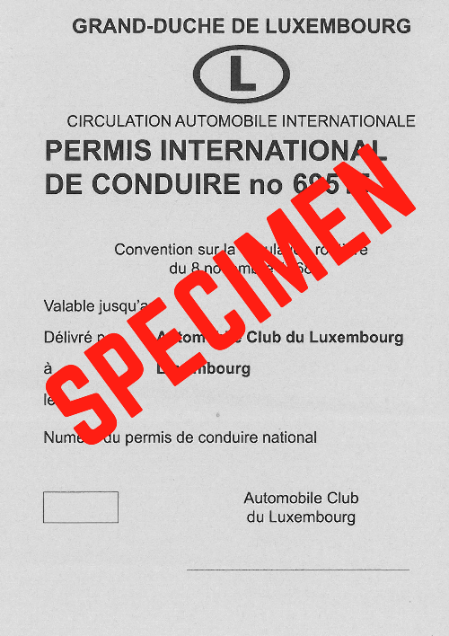 Acl Automobile Club Du Luxembourg