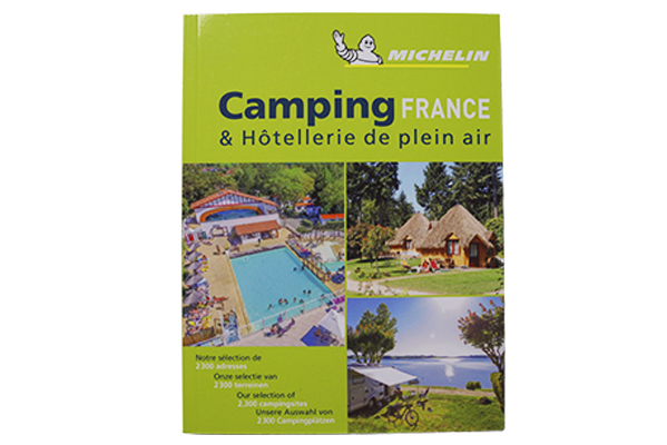 Michelin Camping France - Hôtellerie de plein air