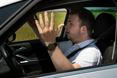 The Driver's Physical Condition - How Stress affects driving
