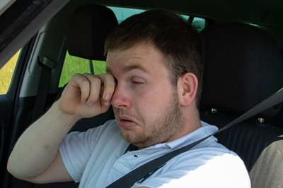 The Driver's Physical Condition - Driver Fatigue