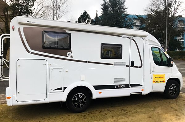 Renting a camper for a successful holiday!