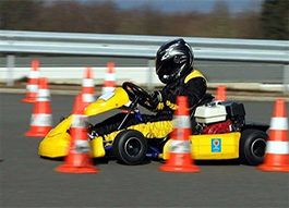 Young people's Karting introduction course