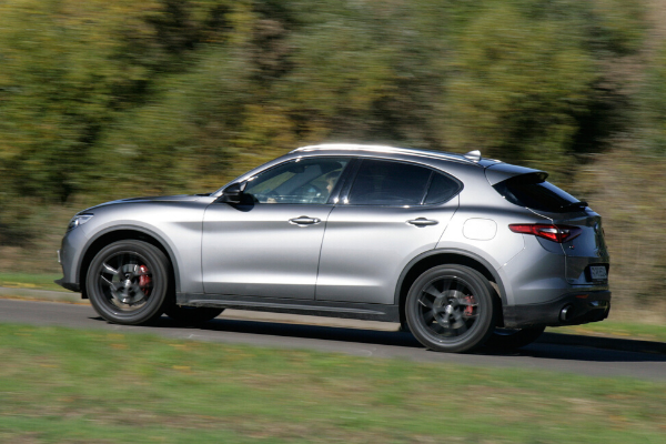 Alfa Romeo Stelvio Super 2.0 Turbo Q4