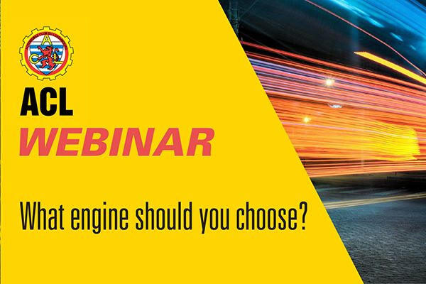 Replay ACL's webinars about electromobility