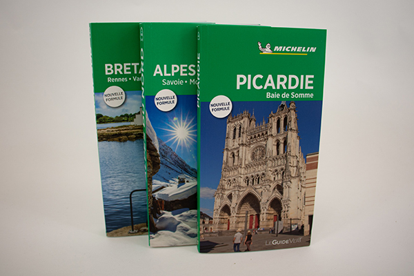Michelin - Le guide vert - France